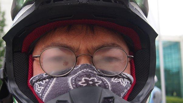 Wuppenduro, Enduro, Dirt, Glasses, Fogging