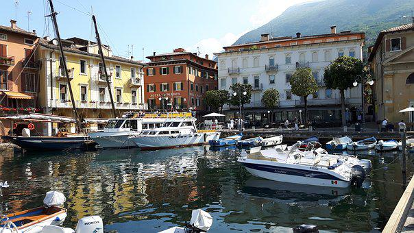 Porto, Malcesine, Lake Garda