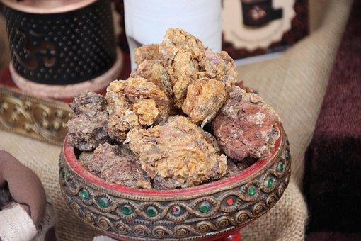 Myrrh, Medicinal Plant, Commiphora Myrrha, Healthy