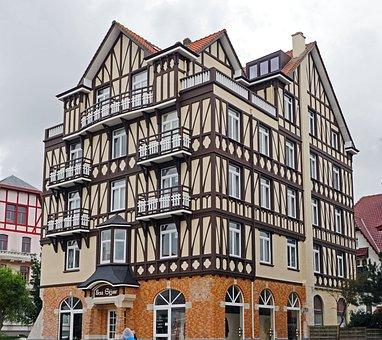 Fachwerkhaus, Multistory, Historically, Maintained