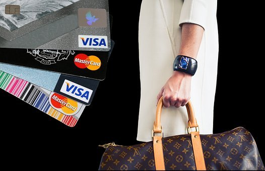 Shopping, Credit Card, Purchasing, Pay, Payment