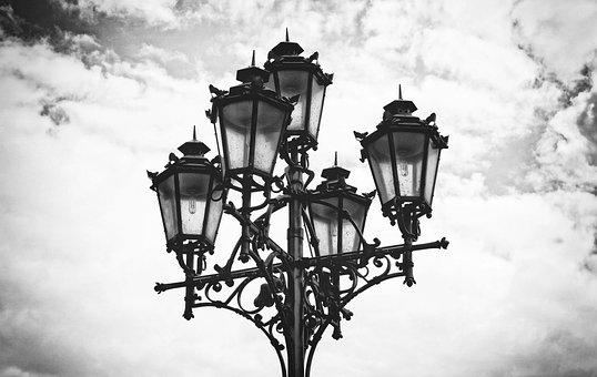 Lantern, Lamp, Street, Light, Decorative Lamp, Lights