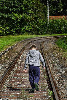 Rails, Boy, Irresponsible, On The Go, Prohibited