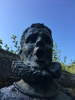 Lewes, Sculpture, Singing, Statue, Choral Singer