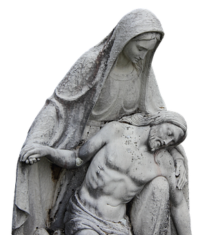 Statue, Maria, Christianity, Madonna, Virgin Mary