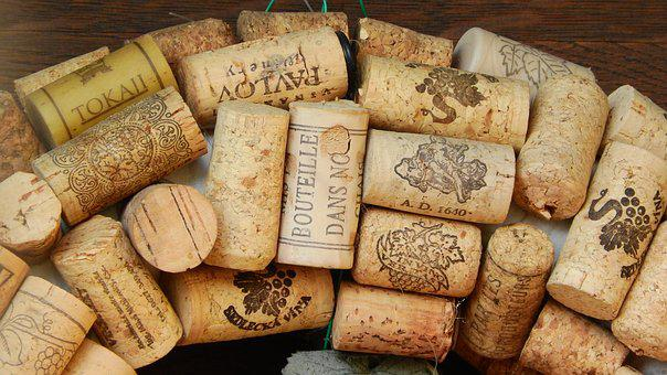 Cork Stoppers, Cork, Viticulture, Earbuds