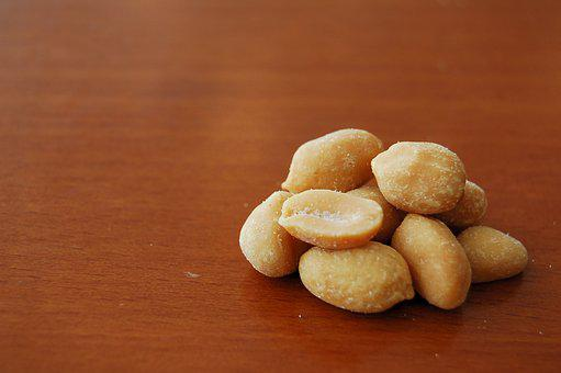 Peanuts, Table, Nibble, Nuts, Food, Nut, Nutrition, Eat