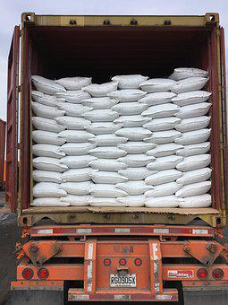 Grain, Container, Food Aid