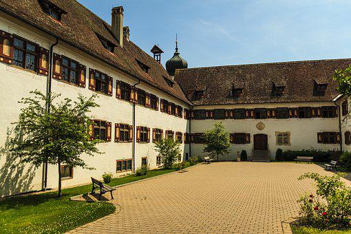 Inzigkofen, Monastery, School, Nuns, Masonry, Leave