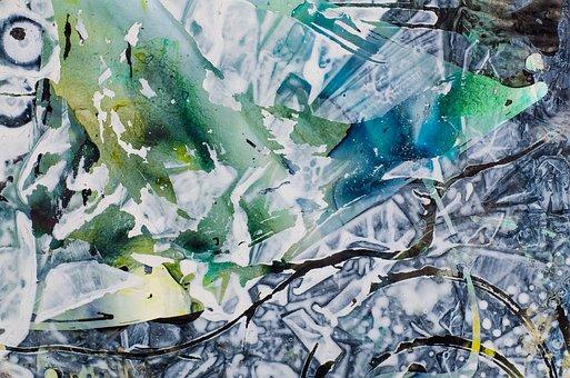 Art, Abstract, Modern, Fantasy, Expressive, Modern Art