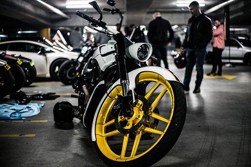 Motorbike, Harley Davidson, Bike, Motor, Davidson