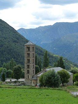 Taull, Sant Climent, Pallars Sobirà, Romanesque
