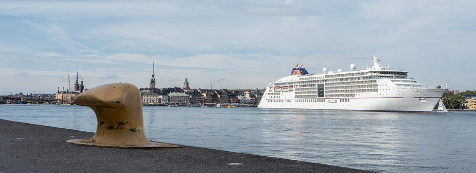 Stockholm, Sweden, Ship, Investors, Hapag-lloyd, Water