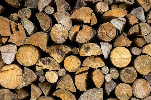 Wood, Stacked, Wood Pile, Holzstapel, Firewood