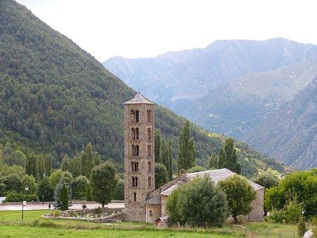 Sant Climent De Taüll, Taüll, Romanesque, Pyrenees