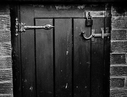 Door, Wooden, Entrance, Entry, Brown, Open, Wood, Decor