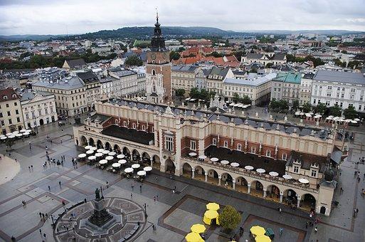 Kraków, Old Town, Monument, Architecture, Poland