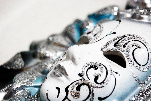 Mask, Carnival, Venice, Italy, Carnival Mask, Mystery