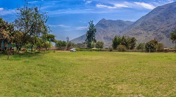 Sky, Field, Club, Nature, Landscape, Clouds, Rural