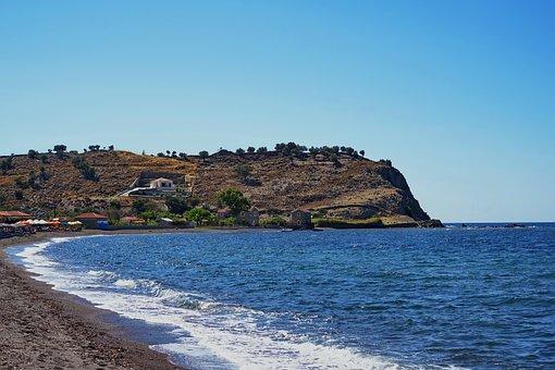 Lesbos, Lesvos, Island, Greece, Mediterranean, Europe