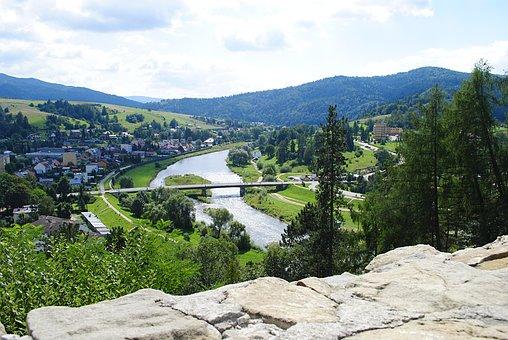 Muszyna, Mountains, Poprad, Nature, Holidays, View