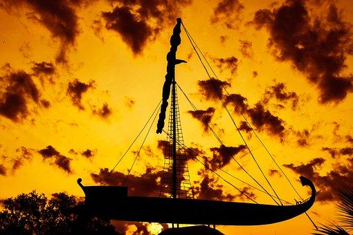 Argo, Ship, Ancient, Greek, Greece, Mythology, Myth