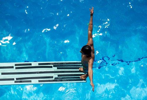 Swimming, Pool, Swimmer