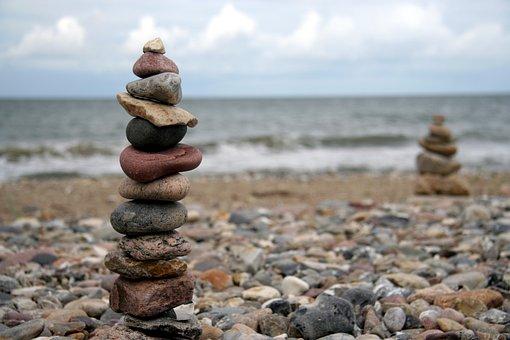 Steine, Strand, Stone, Nature, Natural, Water, Travel