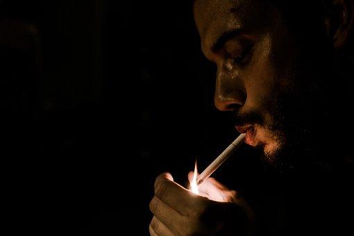 Coolio, Cigarette, Zapalovač, Ignite, The Mouth Of The