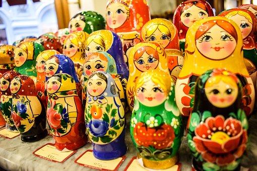 Matryoshka, Matryoshka Doll, Babushka Doll, Babushka