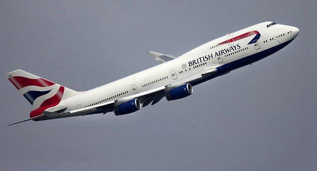 British, British Airways, Airline, Aircraft, Travel