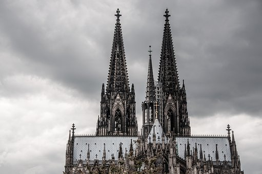 Church, Cathedral, Dom, Cologne, Germany, Catholic