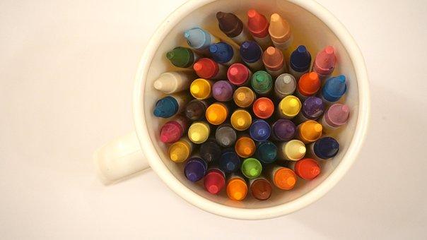 Color, Pencil, School, Education, Design, Drawing