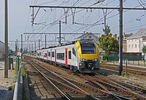 Belgian State Railways, Electrical Multiple Unit