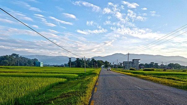 Kanyam, Ilam, Nepal, Heaven, On, Earth, Mechi, Highway