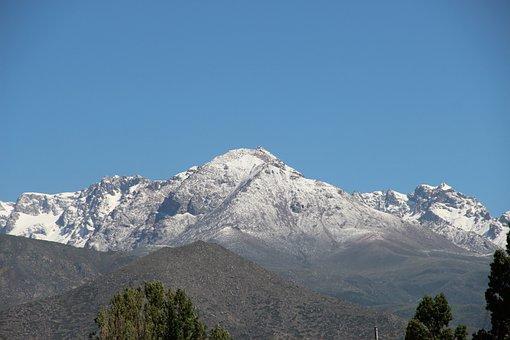 Issyk Kul, Mountains, Landscape