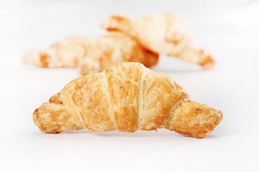 Kitchen Socket, Croissant, Baking Bread