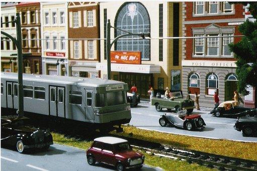 Model Train, Model Railway, Railway, S Bahn, Toys