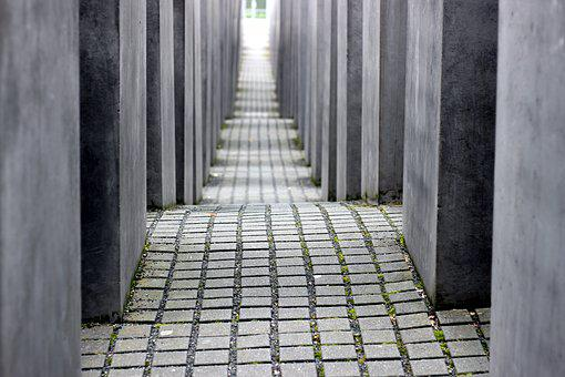 Monument, Memorial To The Murdered Jews Of, Memorial