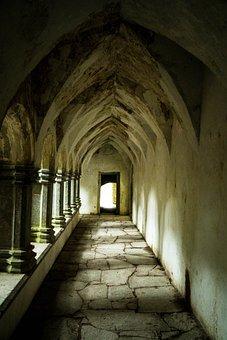 Muckross Abbey, Muckross, Killarney, Ruin, Ireland