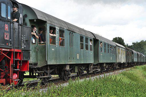 Steam Railway, Museum Railway, Railway