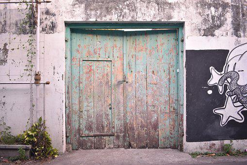 Gate, Entrance, Door, Architecture, Old, Entry, Closed