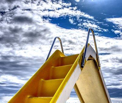 Slide, Water Slide, Pedal Boat, Pedal Boat Rentals