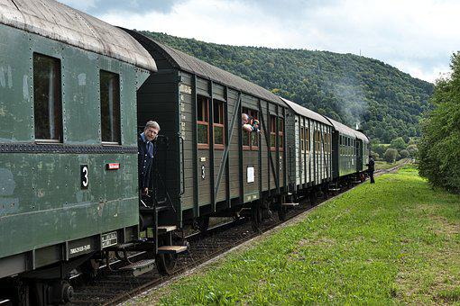 Museum Railway, Railway, Steam Railway, Museum Train