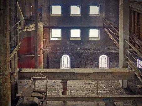 Lost Places, Warehouse, Stock, Abandoned, Pforphoto
