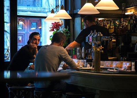 Tapas Bar, Barcelona, Friends, Spain, Catalonia