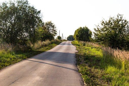 Rural, Road, Wilderness, Far Away, Remote, Village