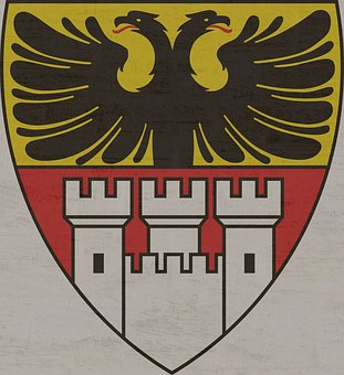 Duisburg, Coat Of Arms, City Of Duisburg