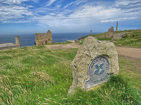 Count Poldark, Mine, The Ruins Of The, Factory