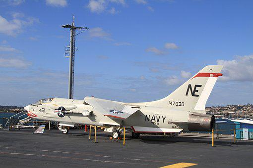 Fighters, United States, Aircraft Carrier